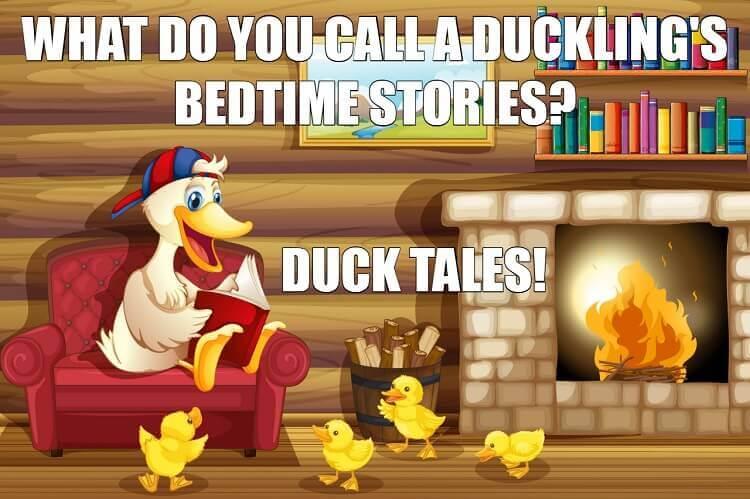 Duck Tales Meme