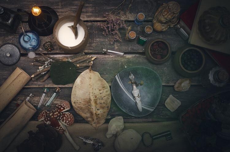 Druid's Workbench