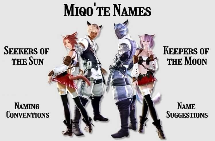 Miqote Names 750