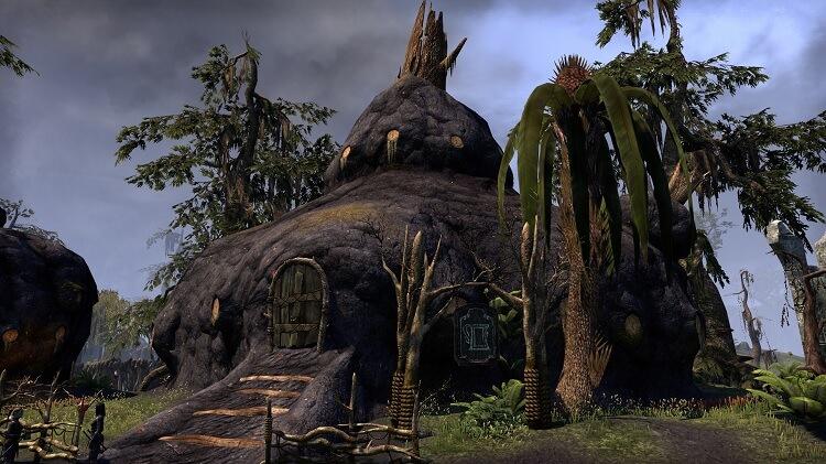 Argonian Hut ESO