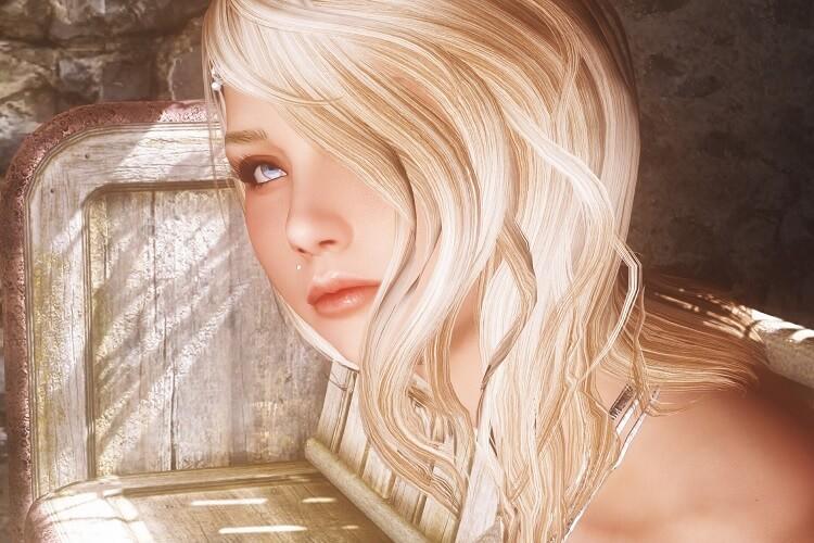 Female Fair-Haired Nord