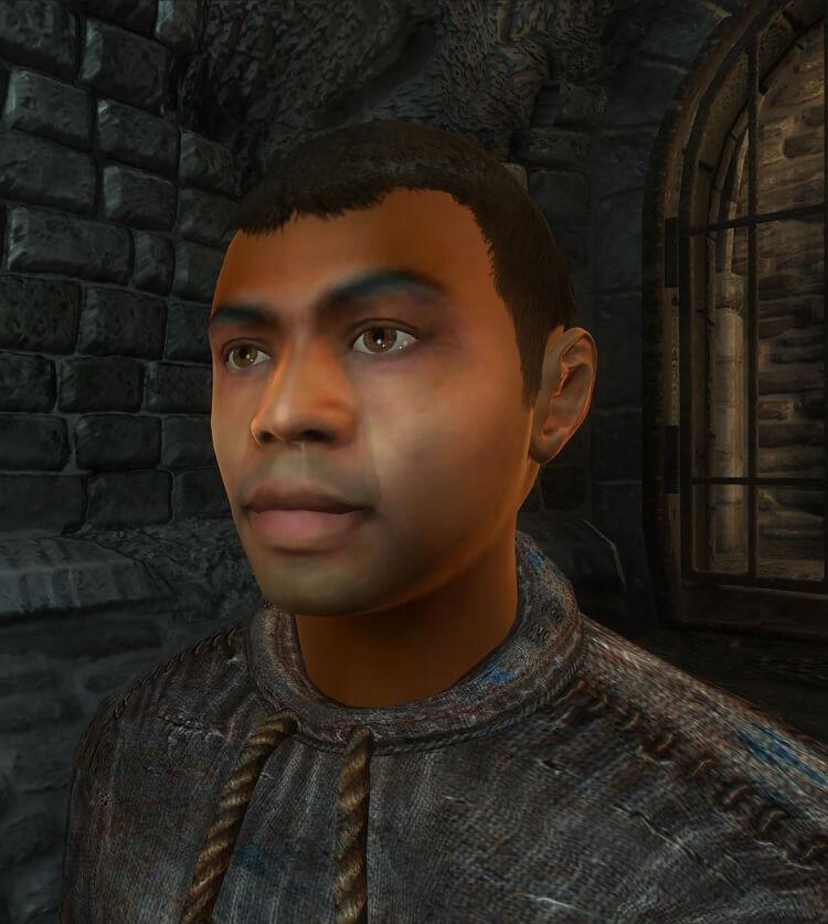Redguard Male Profile