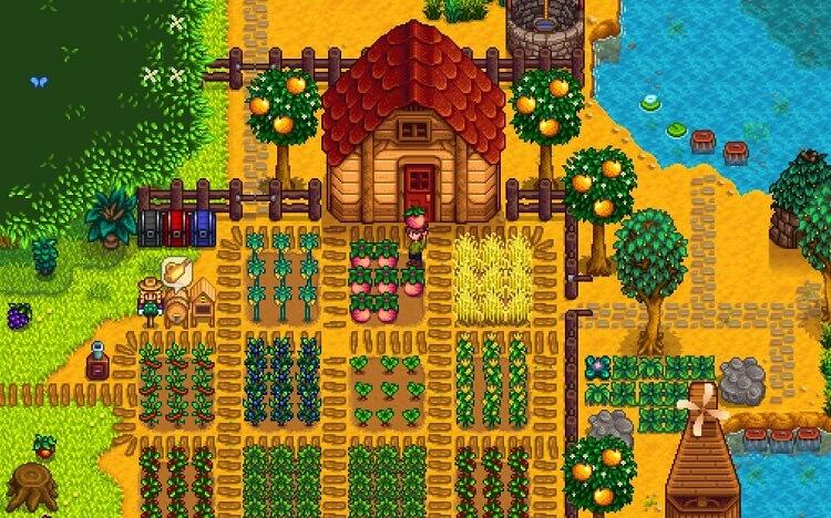 Stardew Valley Farmhouse