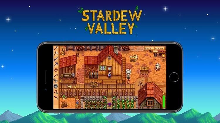 Stardew Valley Phone