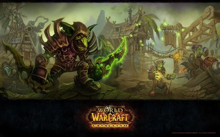 World of Warcraft Goblin Clan