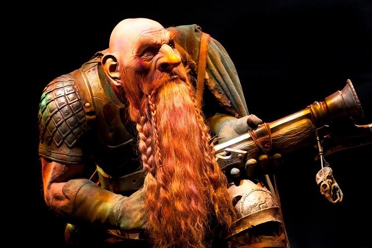 WoW Dwarf Blizzcon