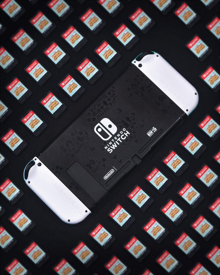 Loads of Animal Crossing Switch