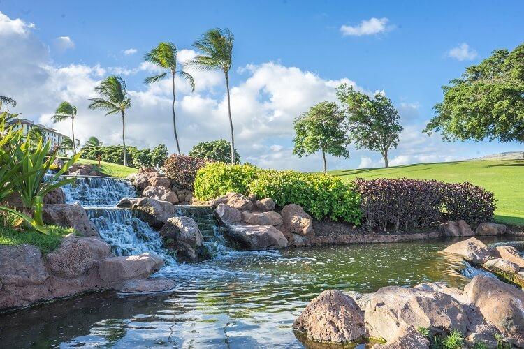 Oahu Waterfall Island Names